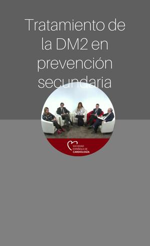 Tratamiento de la DM2 en prevención secundaria (2017)