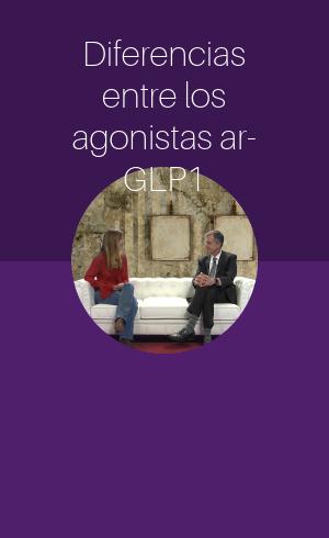 Diferencias entre los agonistas ar-GLP1 (2018)