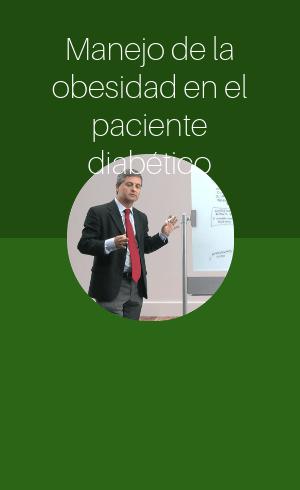 Manejo de la obesidad en el paciente diabético (2019)