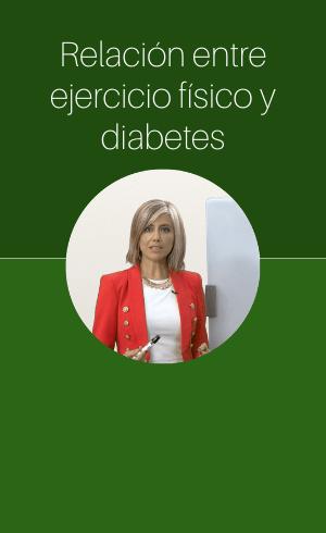 Relación entre ejercicio físico y diabetes (2019)
